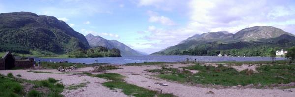 Glenn Finnan - Loch Shiel by alancharlton