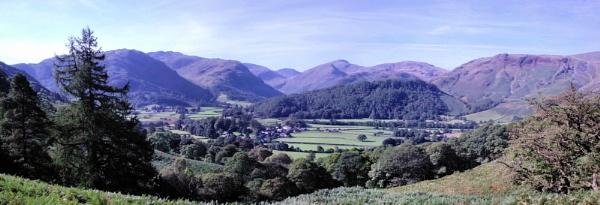 Borrowdale, Lake District by alancharlton