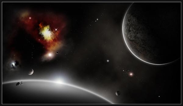 Nebula by Morpyre