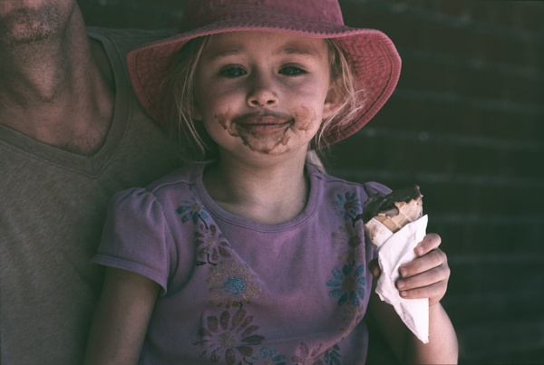Ice cream face by RBSinTo