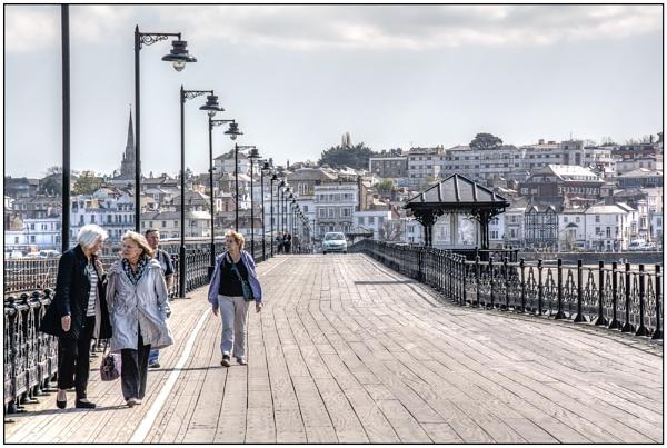 It\'s a long walk, isn\'t it dear? by TrevBatWCC