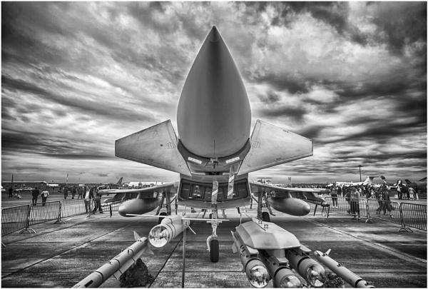 Static Typhoon Waddington 2014 by RWPhotoGraphix