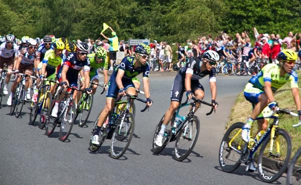Le Tour de Anglais, Oh, et France. by rambler