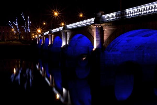 Glasgow Bridge by ESGray