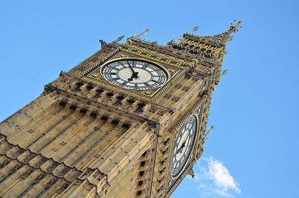 That Old Clock Again! by TonyBrooks