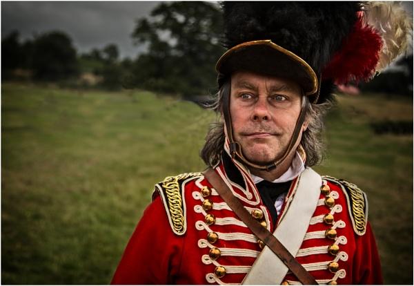 Worcester Regiment (re-en-actor) circa 18C by MrB