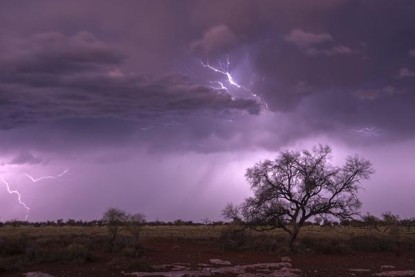 Karoo Storm by Msalicat