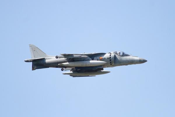 AV-8B Harrier by russmac