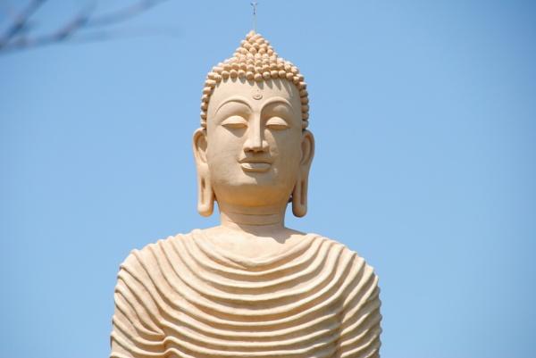 Buddha Memorial by Chinga