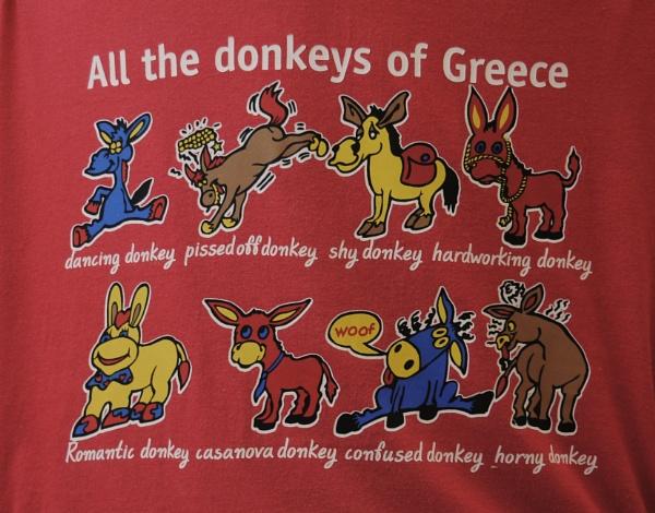 Donkey Kicks! by Chinga