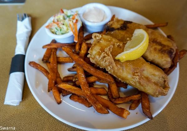 Fish-n-Chips by Swarnadip