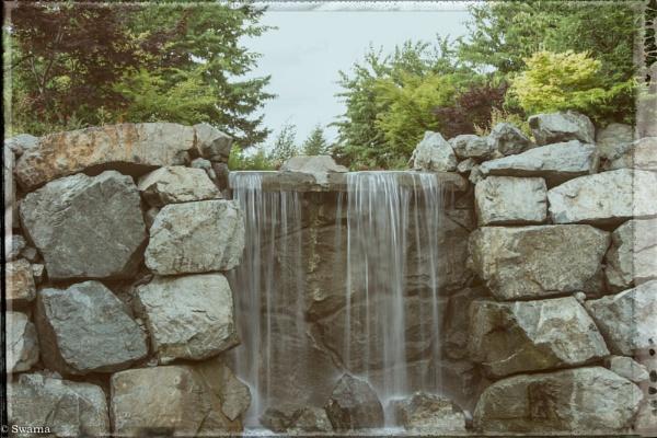 Rocks and Water II by Swarnadip