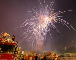 July 1 Fireworks