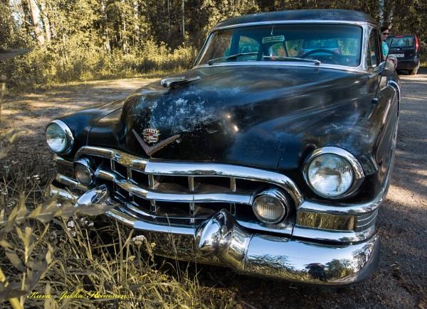 Cadillac. by Jukka