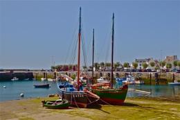 Lesconil Harbour