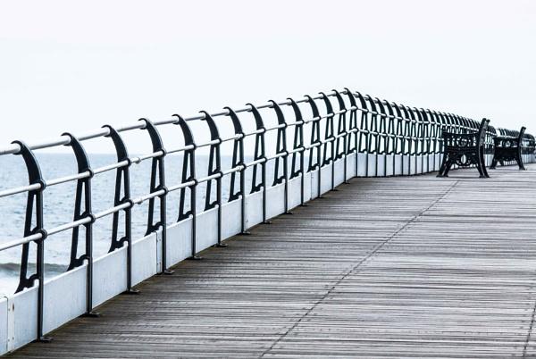 Pier by DavidMosey