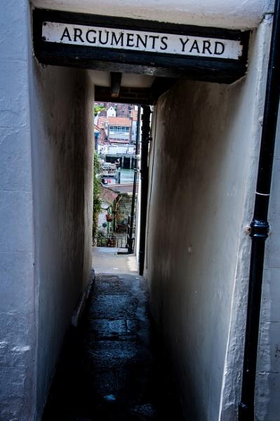 Taking a narrow view by DavidMosey