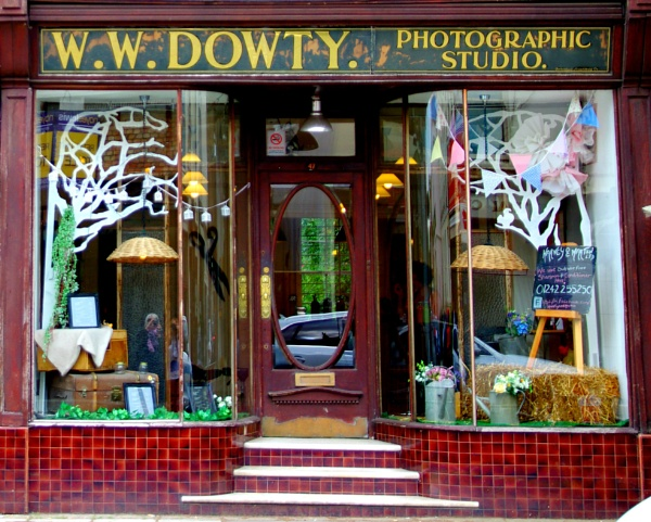 Dowty Photographic Studio by pentaxpatty