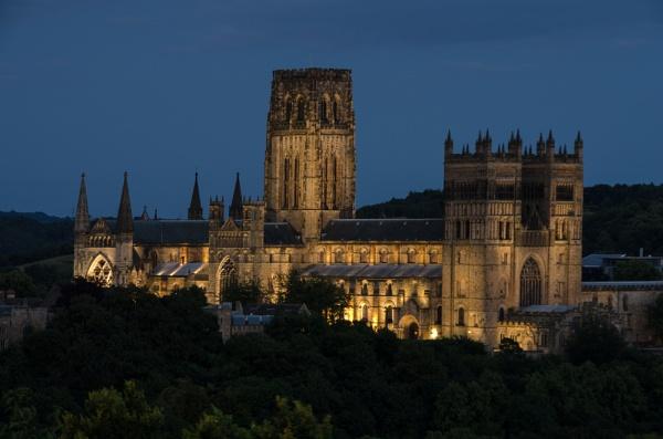 Durham Cathedral by flowerpower59