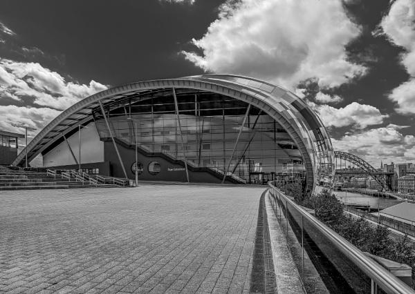 The Sage, Gateshead by HUFC