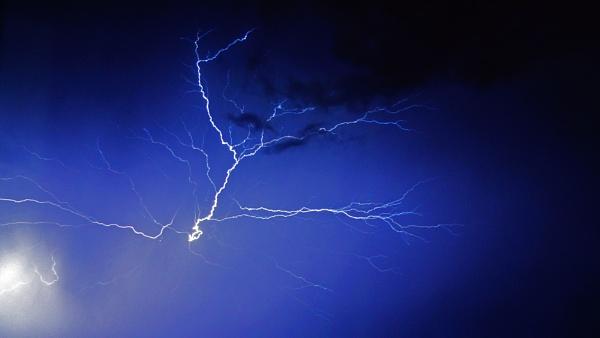 Electric Blue! by jon_gopsill