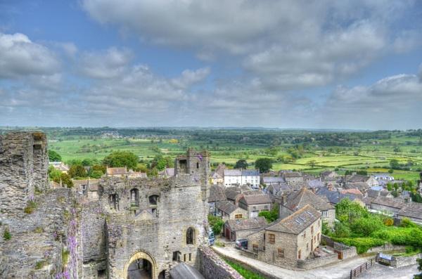 Middleham Castle, North Yorkshire