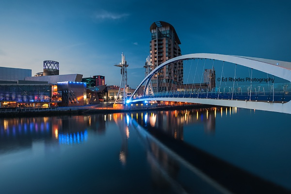 The Lowry Crossing by edrhodes