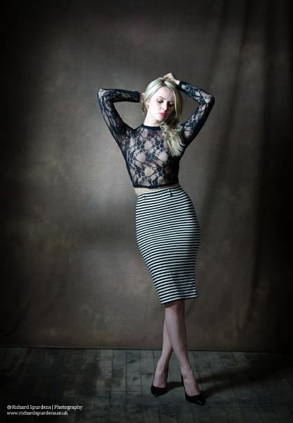 Striped skirt by Richsr