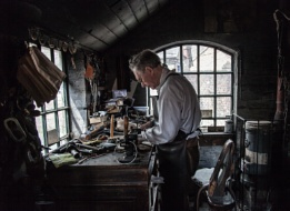 The leather worker.
