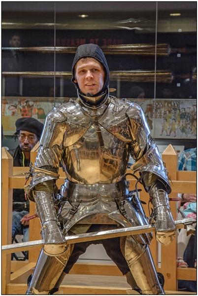 Knight Fight by TrevBatWCC