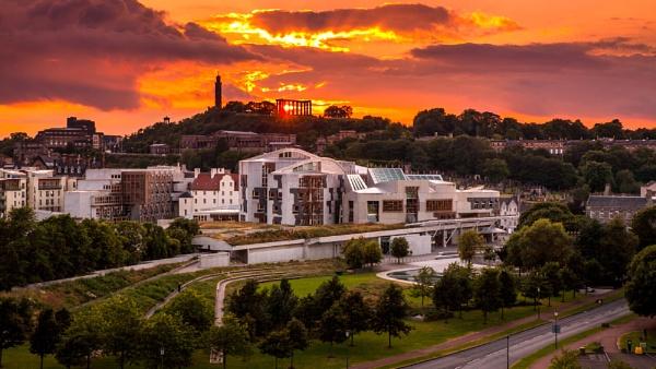Scottish Parliment by TomHarper