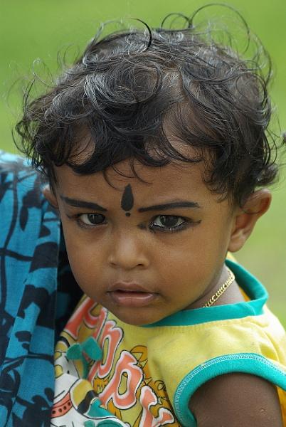 Child at Cochin