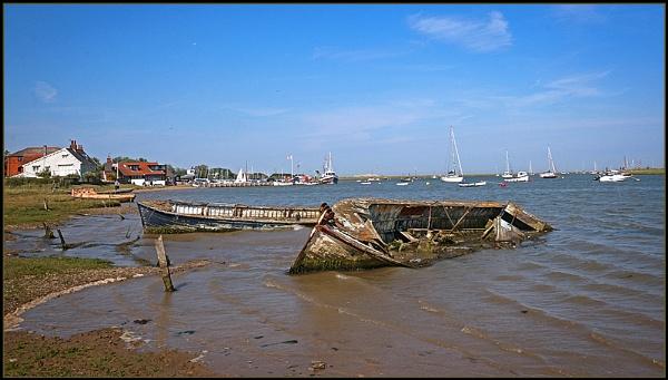 Orford, Suffolk by fentiger