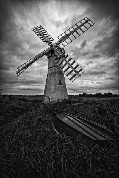 Thurne Dyke Mill, Norfolk