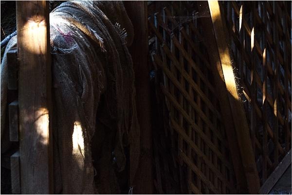 Sacks & shadows by saltireblue