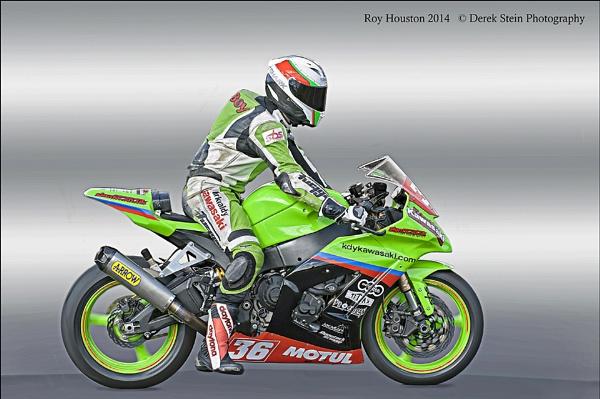 Roy Houston 2014 by Steinmachine