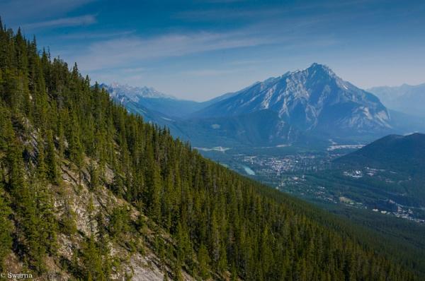Canadian Rockies - Banff, Alberta II by Swarnadip