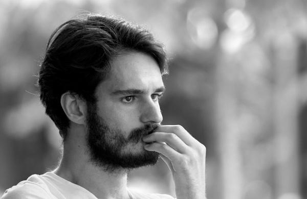 Pensive by jovanovic