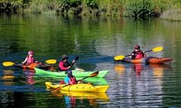 Kayaks & Kids