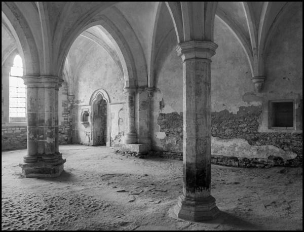 Lacock Abbey, Wilts. by bwlchmawr