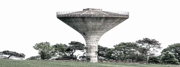 Concrete umbrella by DavidMosey