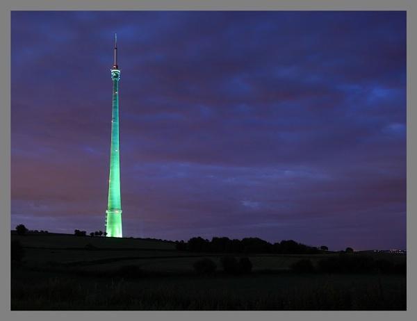 emley moor mast by c40uk