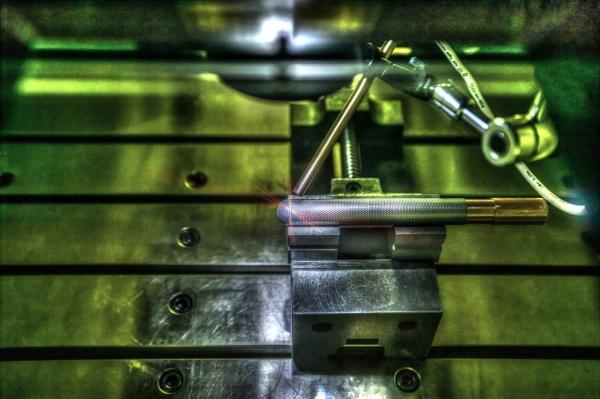 Pinpoint Laser Welding by bobbinio