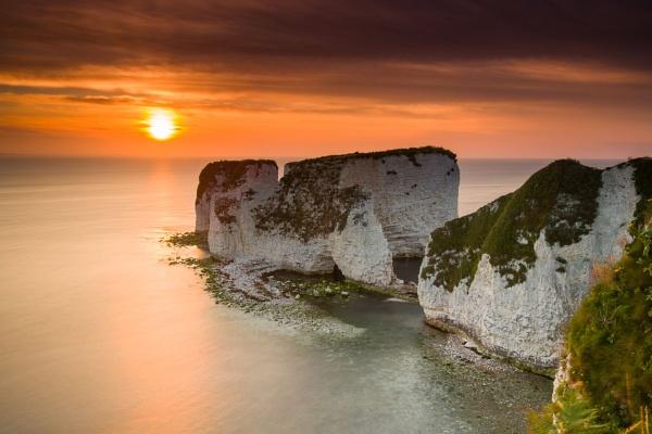 Old Harry Rocks II. by jarvasm