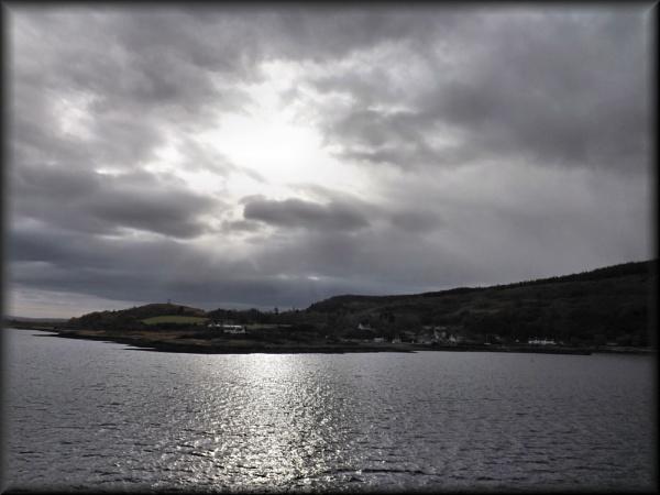 Sunlight on Lochdon by alancharlton