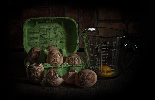 Eggsecuted by clintnewsham