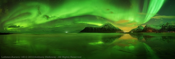 Lofoten Aurora 140 by AntHolloway
