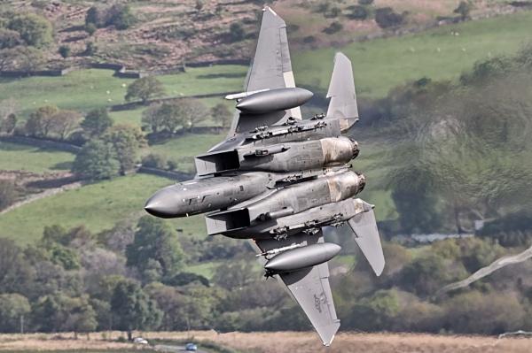 F-15E by GlenP