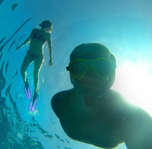 Red Sea Selfie by SurreyHillsMan