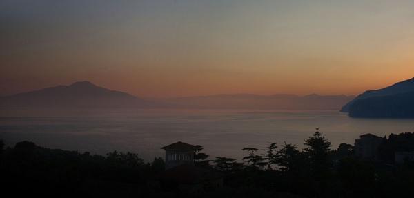 Vesuvian Dawn by Mike_H